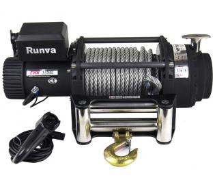 Лебёдка Runva EWN 17500 U 24V