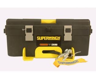 Переносная лебедка Superwinch Winch2Go с синтетическим тросом