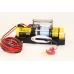 Лебедка переносная электрическая T-MAX ATW-PRO 2500 для снегоходов и легковых автомобилей