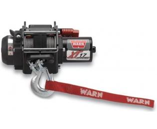Лебедка WARN портативная XT17 (Управление на лебедке)