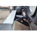Установочный комплект для установки лебедки в штатный бампер Нива