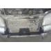 Установочный комплект для скрытой установки лебедки в штатный бампер Chevrolet NIVA