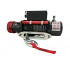 Лебедка RedBTR HUNTER 12 с синтетическим тросом