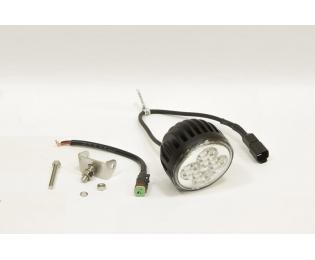 Фара дополнительная светодиодная круглая рабочего света 12 Вт, 60 градусов