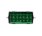 """Светофильтр фары 6"""" зеленый ALO-AC6DG"""