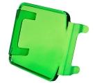 Светофильтр фары , цвет зелёный ALO-AC2WG