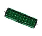 """Светофильтр фары 10"""" зеленый ALO-AC10DG"""