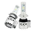 Головной свет, замена штатных ламп с цоколем H4