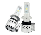 Головной свет, замена штатных ламп с цоколем H7