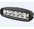 Фара водительского света РИФ 160 мм 18W LED
