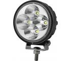 Фара дальнего света РИФ 83 мм 12W LED (для пер. бамперов РИФ)