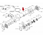 Муфта переходник вал-мотор Warn Industrial