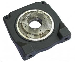 Станина (боковина) крепления мотора лебедки Runva EWX4500