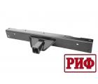 Фаркоп РИФ передний (переходник) для съёмной лебедки в штатный бампер Isuzu D-MAX