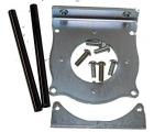 Комплект крепления барабана Warn для ProVantage 2500/3500/4500