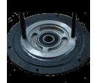 Крышка электродвигателя передняя лебедки СПРУТ