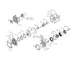 Штифт, фиксатор сцепления WARN для industrial series 9