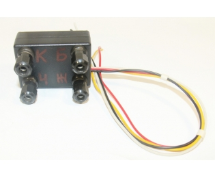 Устройство для подключения пульта 12В к лебедке 24В
