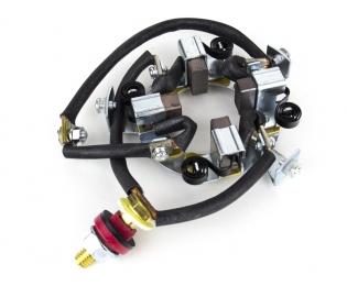 Щеточный узел Master Winch (мотор MW6000 - 8500)
