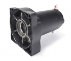 Электромотор в сборе с боковиной для лебедки Стократ QX 4.0