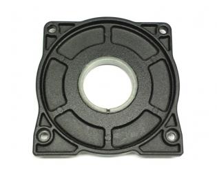 Запасной алюминевый литой фланец крепления барабана для лебедок СТОКРАТ серии QX и SN с серийными номерами ST01XXX - ST15XXX, сторона редуктора.