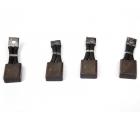 Комплект из 4 щеток для электромоторов лебедок СТОКРАТ серии SD