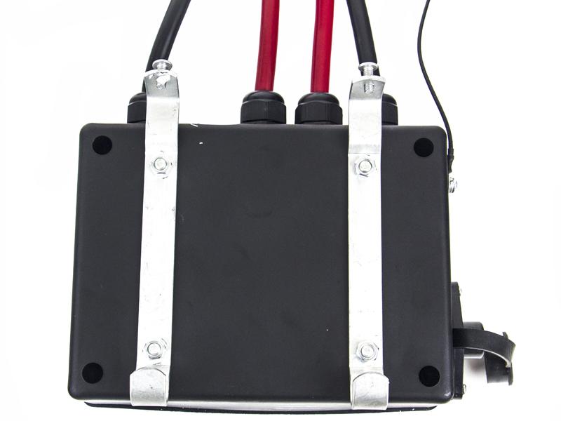 Влагозащищенный блок соленоидов лебедки Electric winch 12000 lb 24V